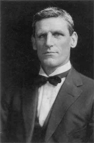 Taranaki by-election, 1918 - Image: Sydney George Smith, year unknown