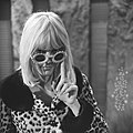 Sylvie Vartan (Frans zangeresje) getrouwd met Johnny Hallyday, Bestanddeelnr 918-9045.jpg
