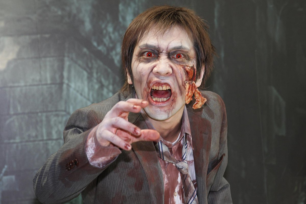 zombie � wiktionnaire