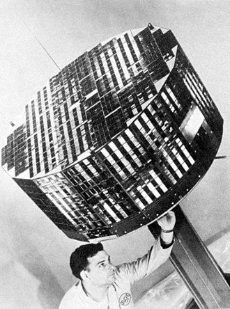 TIROS-2 - TIROS-2 before launch