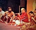 T S Nandakumar , N Ramani , N Rajam.jpg
