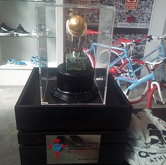 Celta de Vigo - 2000 Intertoto Cup