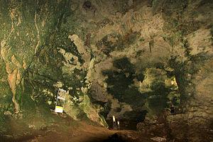 Tabon Caves - Image: Tabon Cave 2014 02