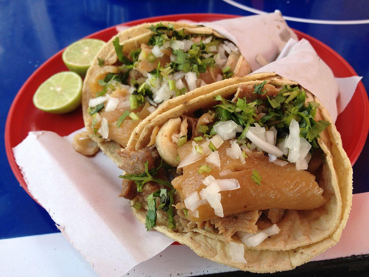 File taco de wikimedia commons - Tacos mexicanos de pollo ...