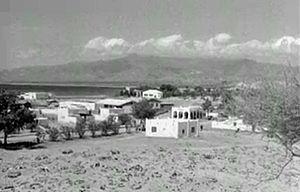 Tadjoura in 1971