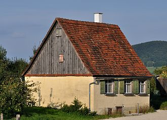 Day labor - Image: Tagelöhnerhaus qtl 1
