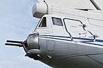 Tail turret of Il-76MD 'RF-76743' (37078748876).jpg