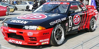Keiichi Tsuchiya - Nissan Skyline GT-R(1992)
