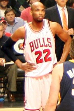 Taj Gibson - Gibson in 2009
