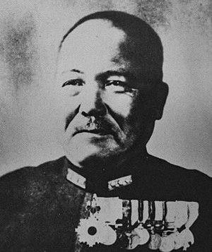 Takeo Takagi - Japanese Admiral Takeo Takagi