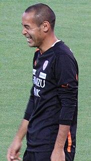 Naohiro Takahara Japanese football player and manager (born 1979)
