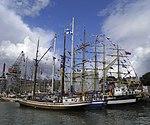 Tall Ships' Races 2013 Helsinki Valborg.JPG