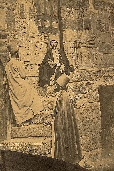 Dosya:Tancrède Dumas - Derviches à la mosquée.jpg