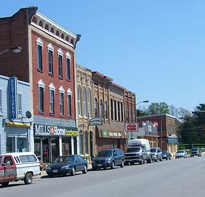 Tara, Ontario - View of Yonge Street