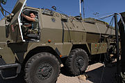 Tatrapan 6x6 armored vehicle
