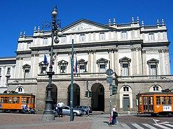 Teatro alla Scala a Milano