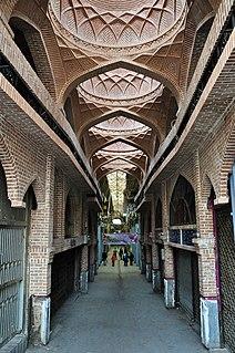 Architecture of Tehran