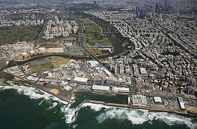 Tel Aviv Port Lowshot