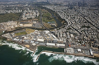 How to get to נמל תל אביב with public transit - About the place