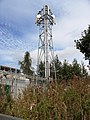 Telecommunications mast at Ossett - geograph.org.uk - 983756.jpg