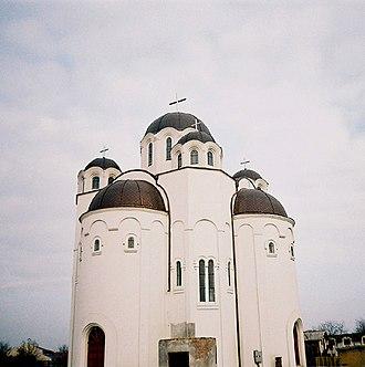 Eparchy of Bačka - Orthodox church in Novi Sad (Telep neighbourhood)