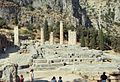 Temple of Apollo, Delphi, Delf07.jpg