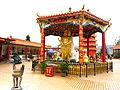 Ten Thousand Buddhas Monastery, Skanda Pavilion (Hong Kong).jpg