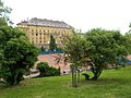 Tennis Courts of the Club of Prime Minister's Office. - Budapest District I.JPG