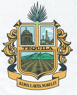 Seal of the municipality of Tequila