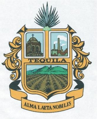 Tequila, Jalisco - Image: Tequila escudo
