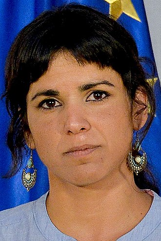 Andalusian regional election, 2015 - Image: Teresa Rodríguez 2015d (cropped)