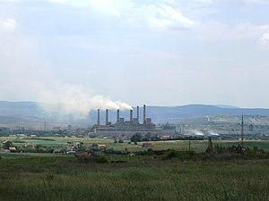 Kosovo A Power Station - Image: Termoelektrane Kosovo A