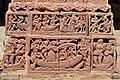 Terracotta Panel - Damodar Mandir - Rautara - Howrah 2013-09-22 3050.JPG