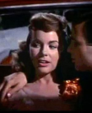 Terry Moore (actress) - Terry Moore in Peyton Place (1957)