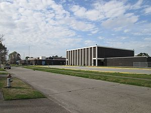 Terrytown, Louisiana - Livaudais Middle School