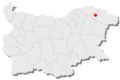 Tervel location in Bulgaria.png