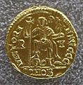 Tesoretto di sovana 107 solido di leone I (462-466), zecca di ravenna.JPG