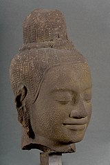 Tête d'Avalokiteshvara