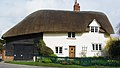 Thatched cottage, East Hagbourne - geograph.org.uk - 1779354.jpg