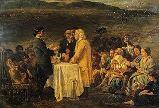 George Harvey (painter) Scottish artist