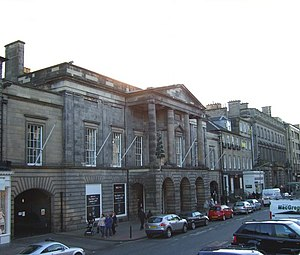 Charlotte Chapel (Edinburgh) - Assembly Rooms (Edinburgh) site of the Chapel's Bicentenary Luncheon.