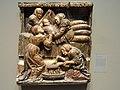 The Birth of Saint John the Baptist, c. 1525, Spain, polychromed and gilded wood - Art Institute of Chicago - DSC09657.JPG