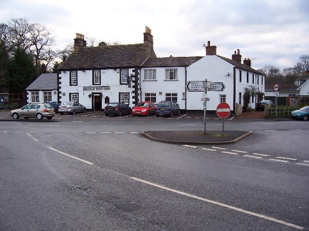 The Bridge End Inn. - geograph.org.uk - 95534.jpg