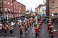 The Burlington Teen Tour Band Represented Canada at the St. Patrick Day celebrations in Dublin (2013) (8565130861).jpg