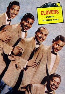 The Clovers - Wikipedia