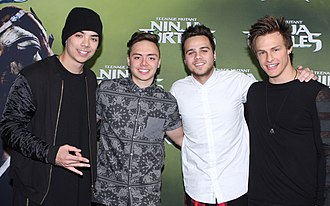 The Collective (band) - The Collective in September 2014