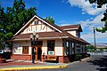 The Dalles Train Depot (Wasco County, Oregon scenic images) (wascDA0201).jpg