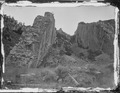 The Devil's Slide, on the Yellowstone - NARA - 516679.tif