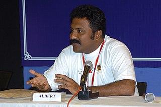 Alberrt Antoni Indian film director