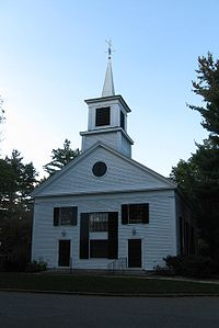 The Dover Church